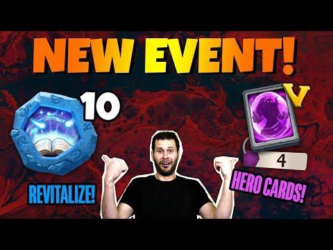 JT's F2P New Event Level 10 Insignias Castle Clash
