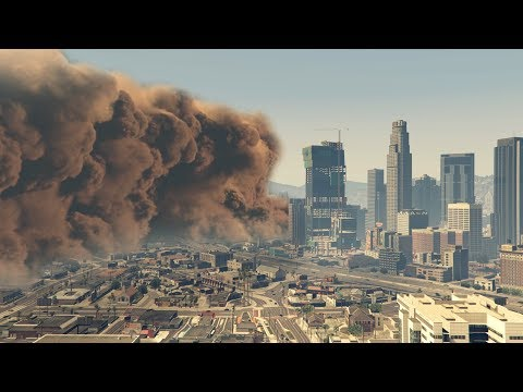 GTA 5 - The End Of Los Santos 8: Sandstorm Haboob