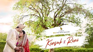 KINSUK & RINI HIGHLIGHT | RAJ the foto pavilion - Parvat Patiya, Surat.