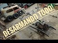 Hot rod Ford 33: Desarmando Todo (Otra vez)