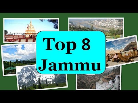 Jammu Tourism | Famous 8 Places to Visit in Jammu Tour