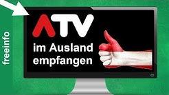 Österreichisches ATV im Ausland empfangen (So gehts in 2019)