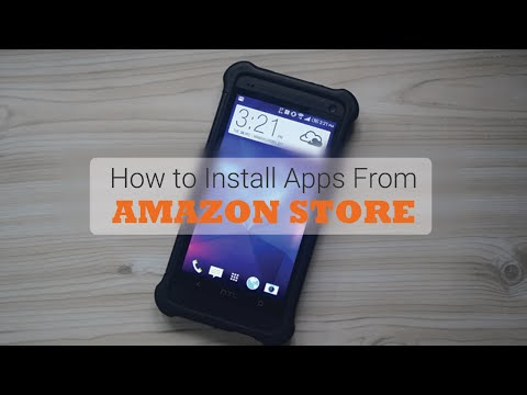 How To Install And Download Apps From Amazon Android Market