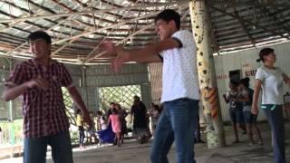 吉爾吉斯人的舞蹈