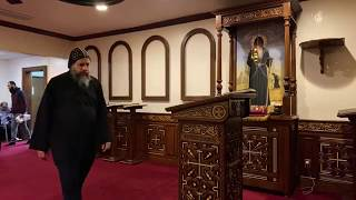 HG Bishop Youssef: Midnight & Matins Prayers & Praises @ St Mary & St Moses Abbey, TX ~ 04/04/2020