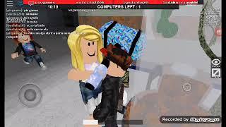 Roblox : o monstro da Internet (flee the facility )
