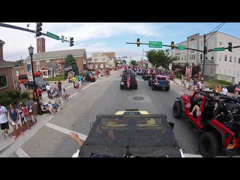 Catonsville 4th of July Parade 2018