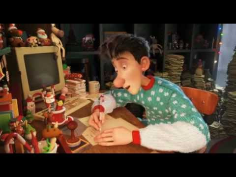 Image result for arthur christmas youtube