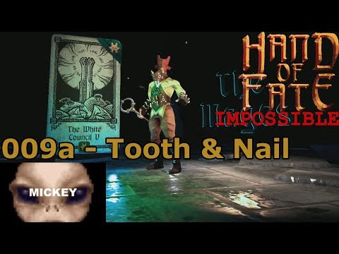 Tooth & Nail | Hand of Fate - Warlord Difficulty - 009a - Queen of Plague