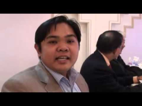 Phil. Embassy of Riyadh, KSA Vice Consul Redentor Genotiva on Comsofil Induction of New Set of BODs