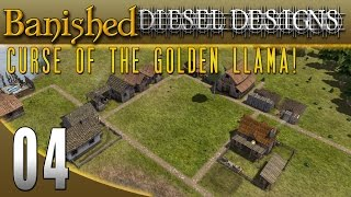 banished colonial charter 1 4 ep4 making a comeback city building series 60fps