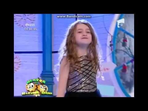 Diana Damian - Hei tu, danseaza! (Neatza cu Ravan si Dani)