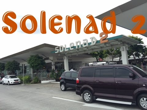 Solenad 2 Outlet Store Mall Santa Rosa Laguna Walking Tour by HourPhilippines.com