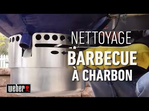 Astuce grillades a quel moment le charbon est il le plus - Nettoyer barbecue weber ...