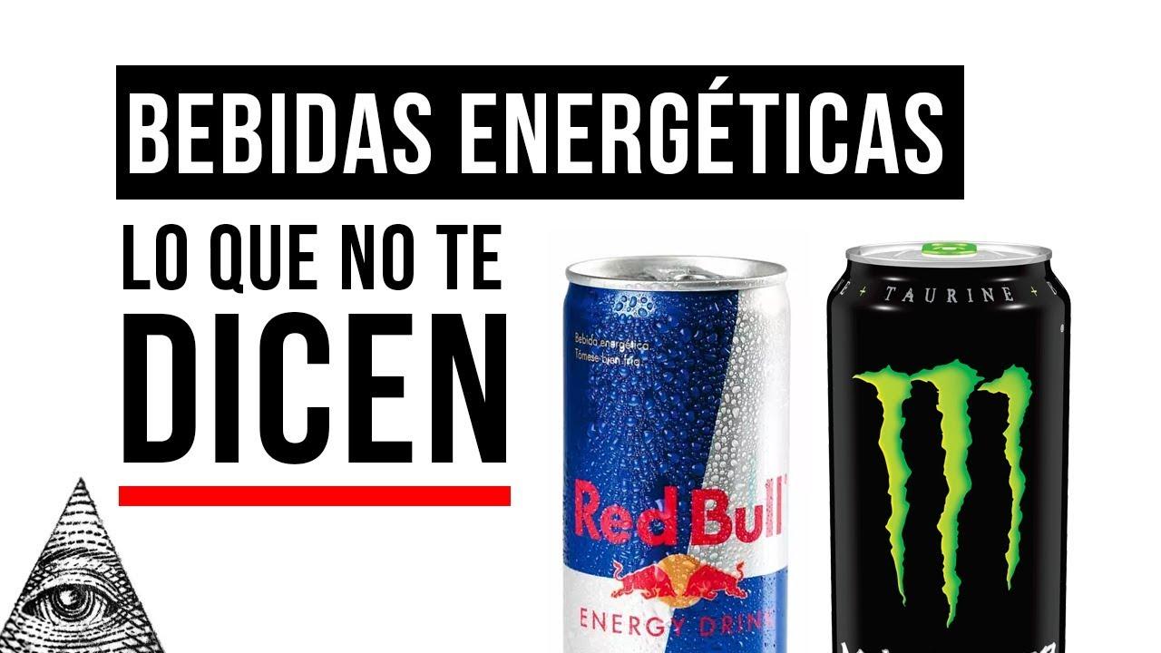 NO COMPRES BEBIDAS ENERGÉTICAS SI NO HAS VISTO ESTE VIDEO