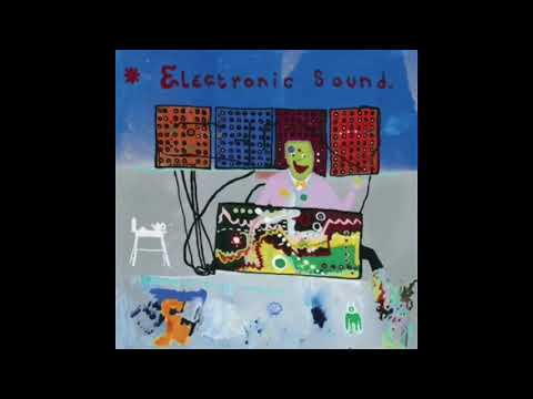 Electronic Sound - George Harrison (1969) Full Album