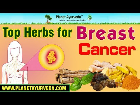 Breast cancer treatment and herbals