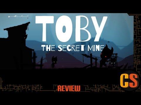 TOBY: THE SECRET MINE - PS4 REVIEW