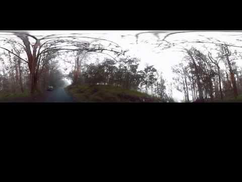 Kodak Pixpro sp360 - Polipoli Spring, Maui, Hawaii- 360 Interactive Video