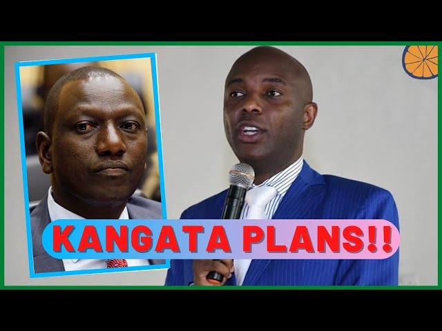 Irungu Kangata CLEARLY Out to SHAME President Uhuru Kenyatta to Please William Ruto | Kenya News