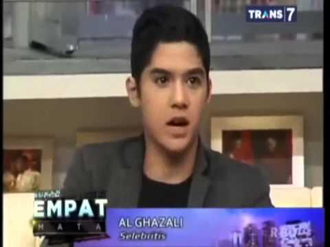 Al Ghazali mau Tukul Arwana jadi ayahnya yang kedua - Bukan empat mata - 19 Feb 2014 Part 2
