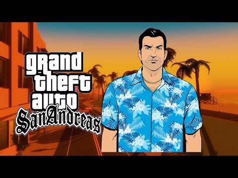 GTA San Andreas Tommy Vercetti Mod
