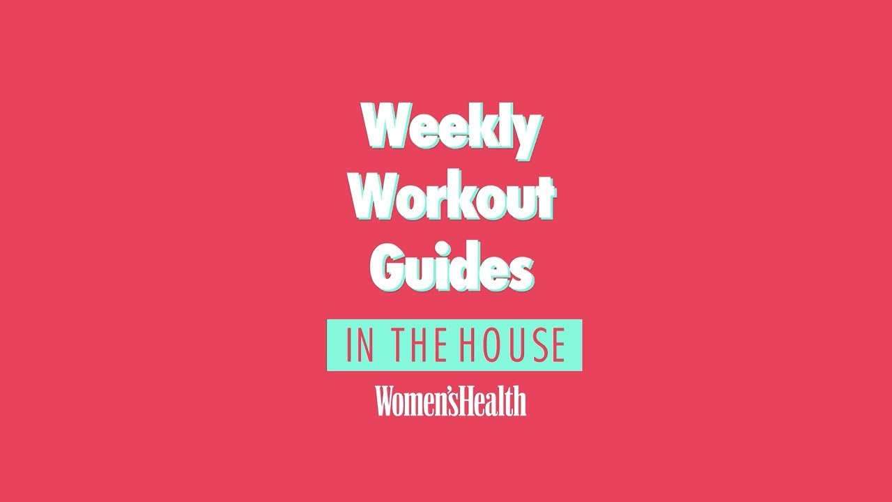 【Weekly Workout Guides】 お家でワークアウト