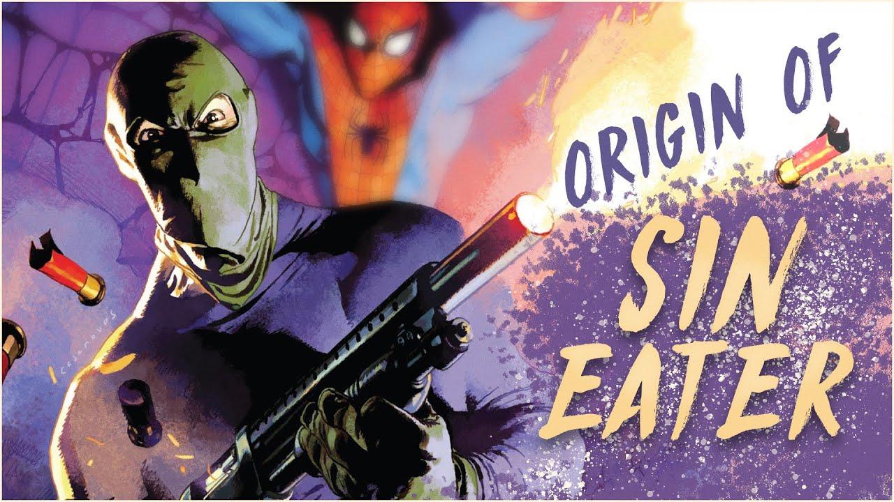 Origin Of The Sin-Eater (Spider-Man Villain)