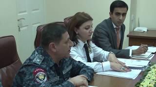 Համաշխարհային բանկի ներկայացուցիչները` ՀՀ ոստիկանությունում