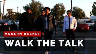 Modern Racket - Walk The Talk [Official Music Video]
