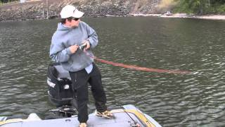 Columbia River Smallmouth Bass