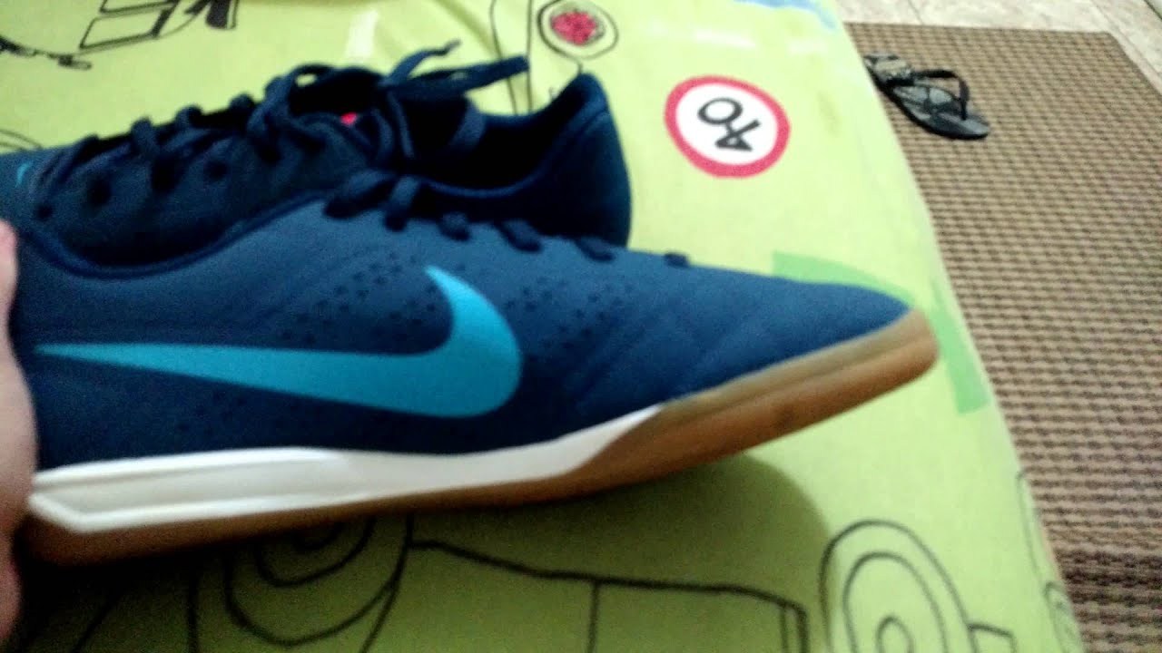Unboxing Chuteira NIKE BECO 2 original - YouTube f835163a0894f