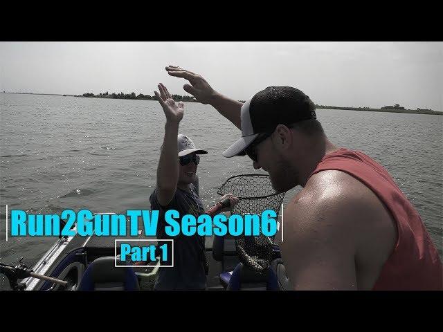 DEVILS LAKE North Dakota Walleye Fishing! PART1