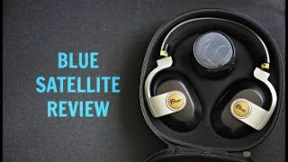 Video Blue Satellite Headphones: Powerful & Wireless download MP3, 3GP, MP4, WEBM, AVI, FLV Juli 2018
