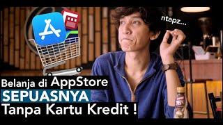 Cara Beli Aplikasi di AppStore Tanpa Kartu Kredit - Aplikasi DANA Tutorial by iTechlife