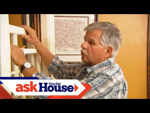 How to Repair Damaged Window Sash Cords