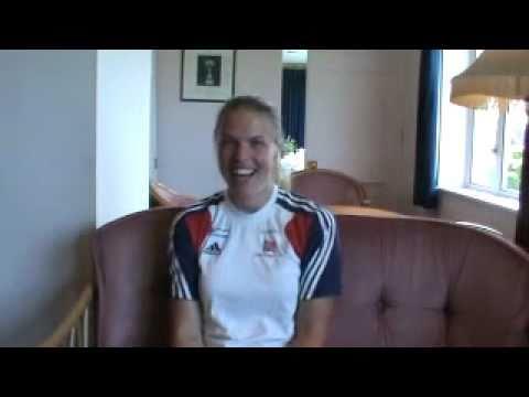 Anna Watkins Interview