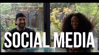 Beverley Knight sits down to chat about social media with The Secret Tattooist: Greatest Day Vlogs 2