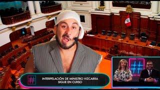 Un Cacash especial nos explica los detalles de la interpelación a Vizcarra