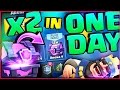 2 CHESTS IN ONE DAY!? • Clash Royale MAGICAL CHEST OPENING!