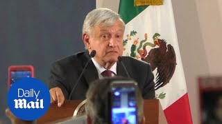 Mexico unveils $21M plan to identify thousands of human remains