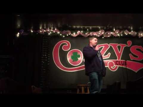 Tony Wargo | Cozzy's Comedy Club - Newport News, VA | December 7, 2017