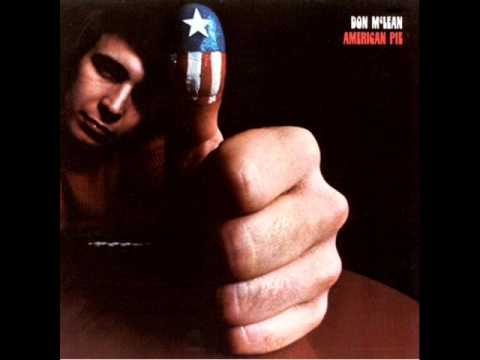 Don McLean - American Pie Piano Track
