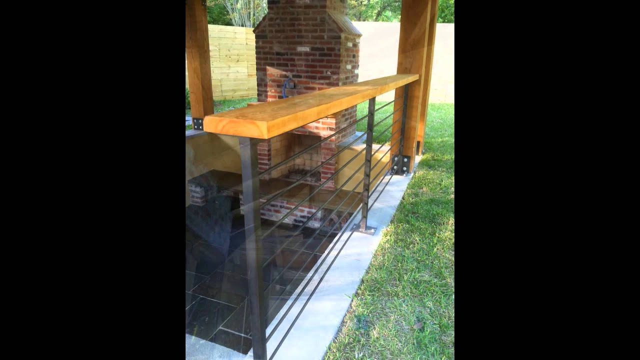 Outdoor Kitchens in Baton Rouge Louisiana by Blake Contractors, LLC ...