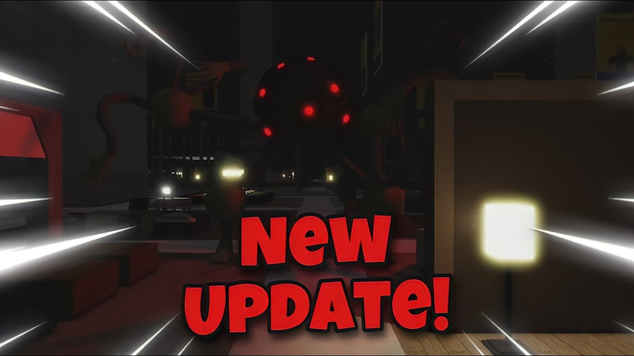 Download Roblox SCP 3008 Update 4121 Review! (NEW MOB)