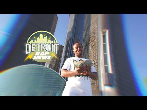 """CuzFrmThird – """"Seasick"""" DetroitRapNews Exclusive (Official Video)"""