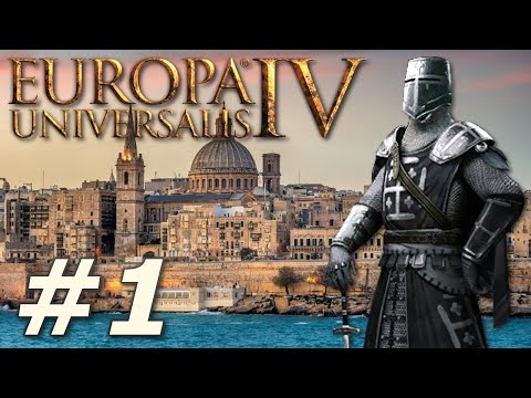 Europa Universalis IV | On the Rhodes Again! - Part 1