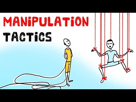 11 Manipulation Tactics Which ones fit your Personality?
