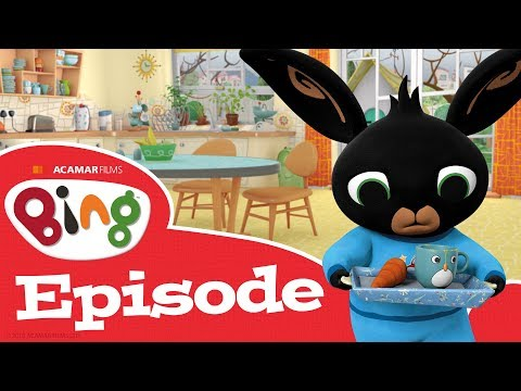 Looking After Flop - Bing Full Episode | Compilation | Cartoons For Kids | Bing Bunny