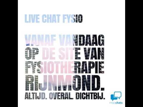 Live chat fysio Rotterdam